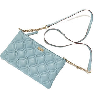 Kate Spade Presley Astor Quilted Leather Crossbody